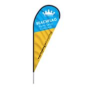 Beachflag - Drop