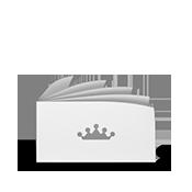 Booklet / Heft DinLang-Quer (210x105mm)