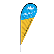 Beachflag - Drop