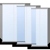Transparenter Hygiene Spuckschutz (RollUp)