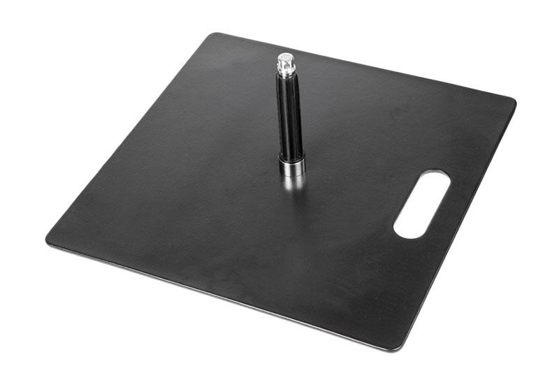 Stahlplatte (20kg) für Beachflags
